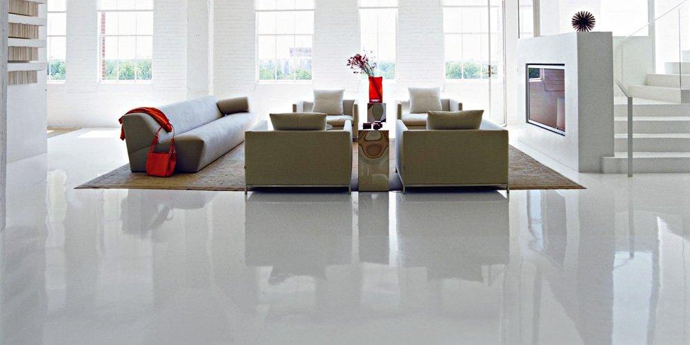Pavimenti in resina i vantaggi tassonedil - Pavimenti decorativi in resina ...