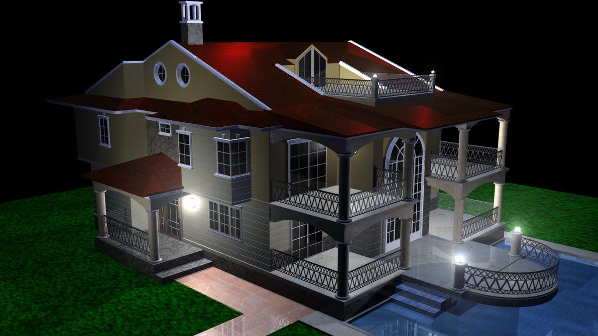 Progettazione interni 3d tassonedil for Progettazione interni