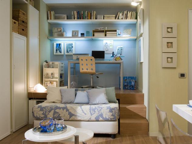 arredare una casa piccola: soluzioni di stile - tassonedil - Arredare Casa Piccola