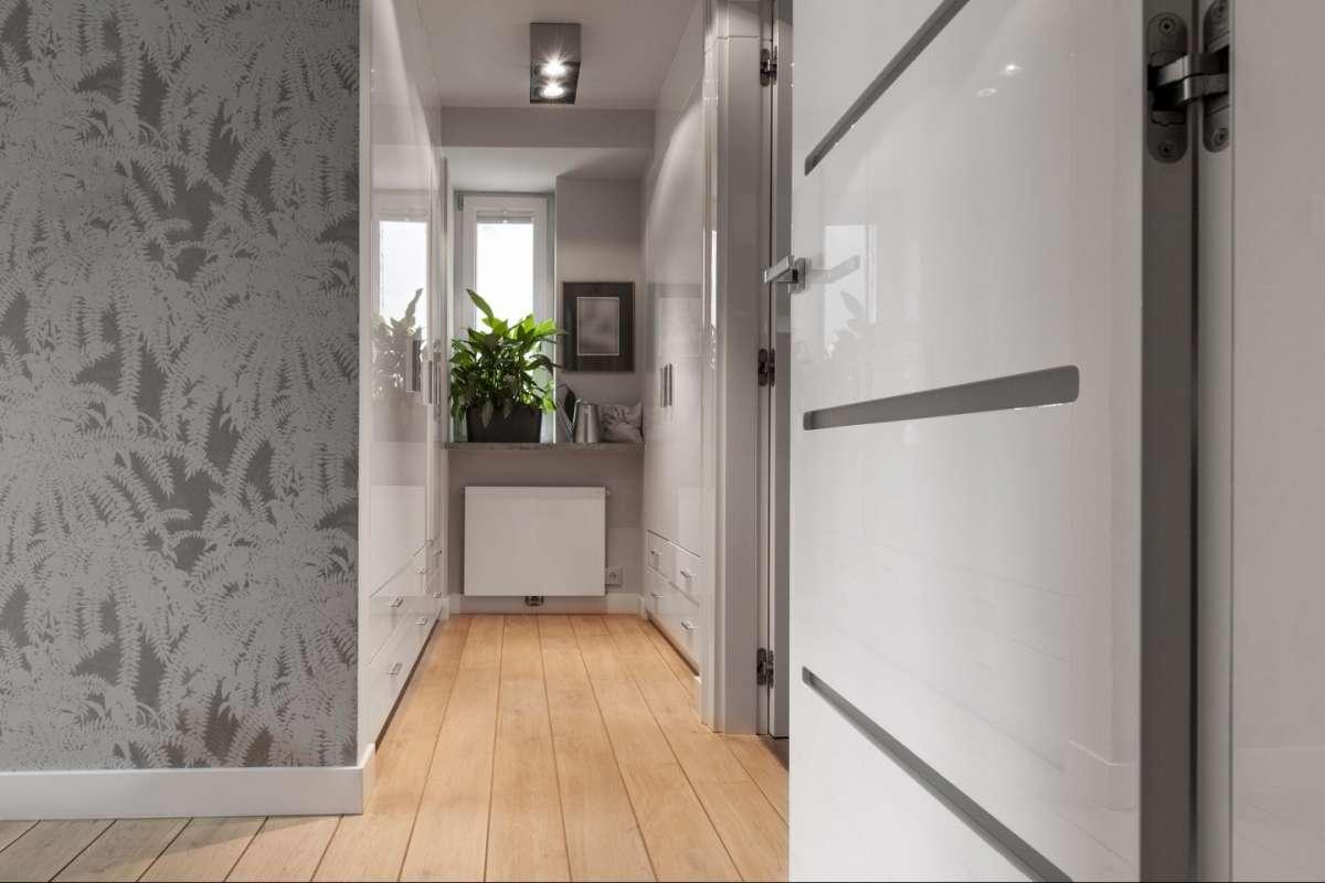 Illuminazione del corridoio cosa valutare tassonedil for Piccoli piani di casa cabina di log