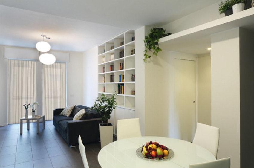 Arredare una casa piccola soluzioni di stile tassonedil - Arredare sala piccola ...