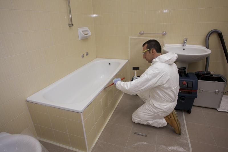 Vasca Da Bagno Montaggio : Una nuova vasca in modo facile e semplice tassonedil
