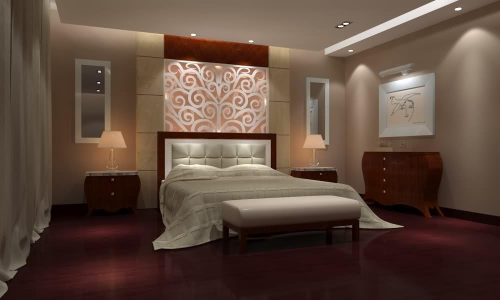 Camere da letto: lilluminazione ideale - TASSONEDIL