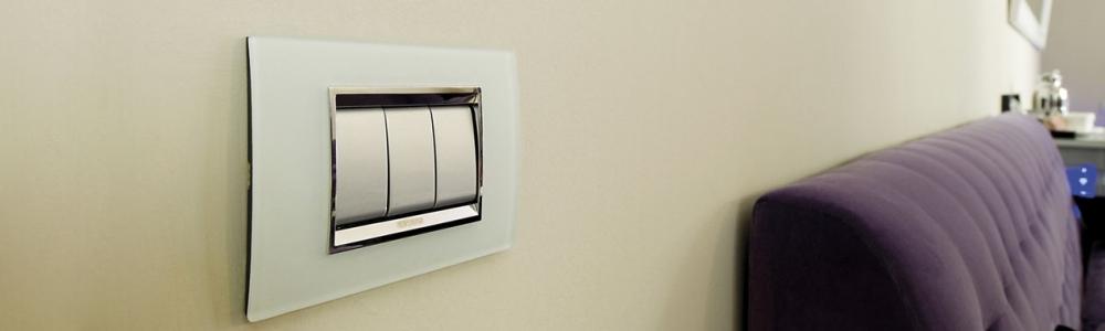 Placche a parete guida alla scelta tassonedil - Interruttore sonoro ...