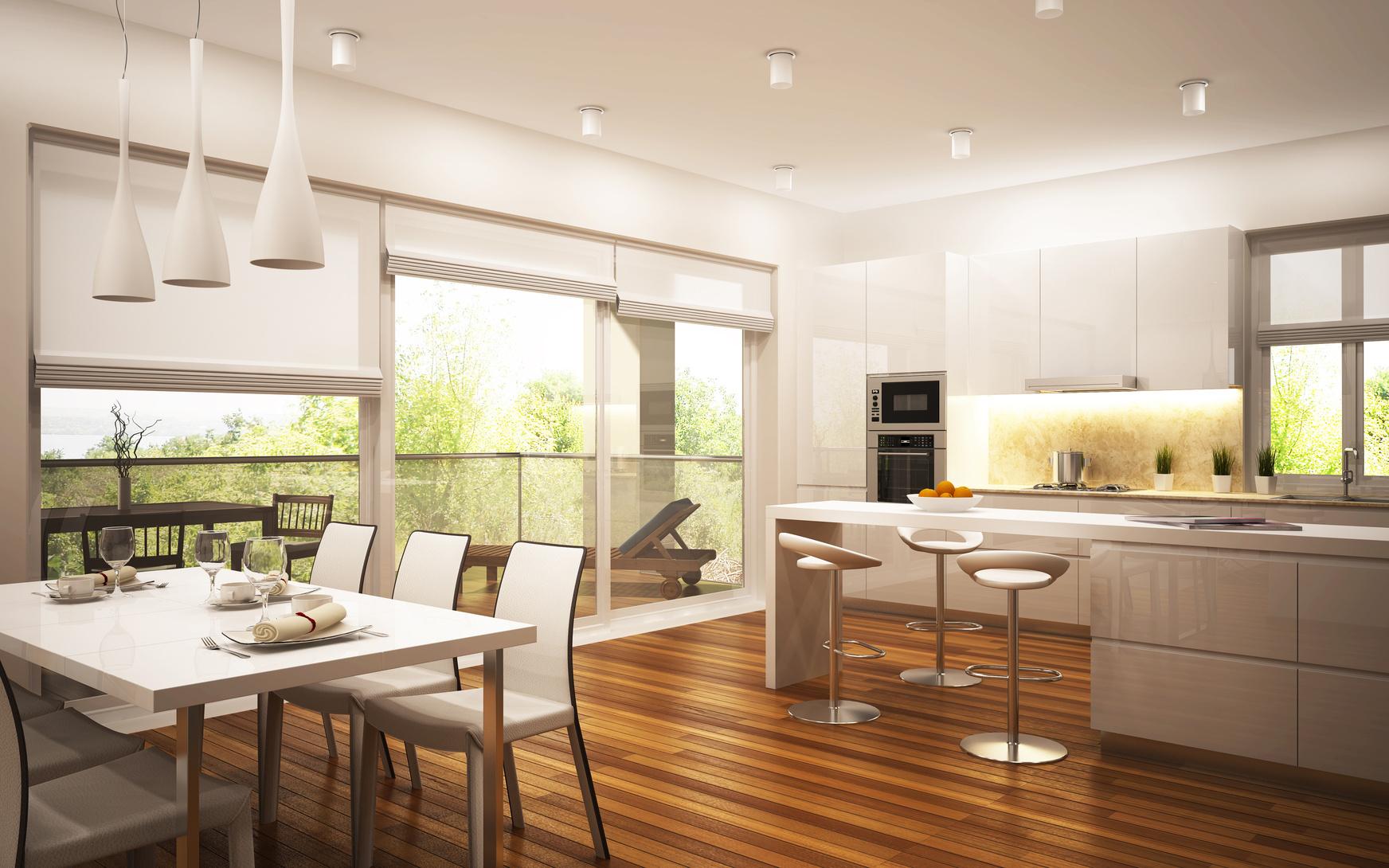 Cucina come illuminare l 39 ambiente tassonedil - Illuminazione cucina consigli ...