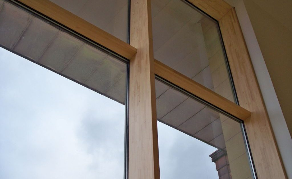 Infissi ibridi legno alluminio