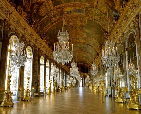 Specchi della Galerie des Glaces
