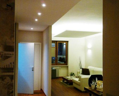 Faretti Per Sala: Faretti da incasso filo soffitto cerca con google. Illuminazione a led per uso ...